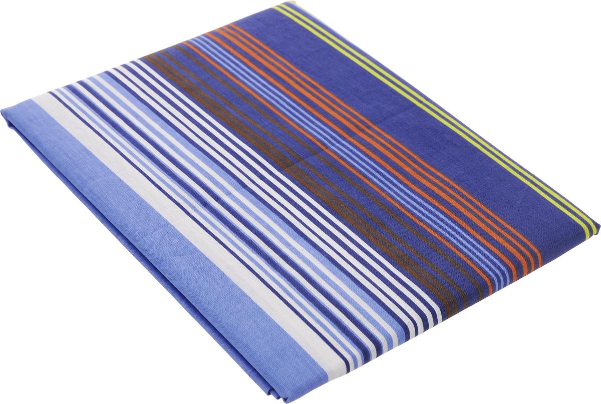 Наволочка Brielle Полосы, цвет: голубой, синий (277), 50 x 70 см3003Наволочка Brielle Полосы выполнена из натурального ранфорса (100% хлопка). Высочайшее качество материала гарантирует безопасность. Наволочка гармонично впишется в интерьер вашего дома и создаст атмосферу уюта и комфорта. Ранфорс - это новая современная ткань из натуральных хлопковых волокон, которая прекрасно впитывает влагу, очень проста в уходе, а за счет высокой прочности способна выдерживать большое количество стирок. Рекомендации по уходу: - режим стирки при 40°C, - допускается деликатная химчистка, - отбеливание запрещено, - глажка при температуре подошвы утюга до 200°С, - рекомендуется щадящий барабанный отжим.