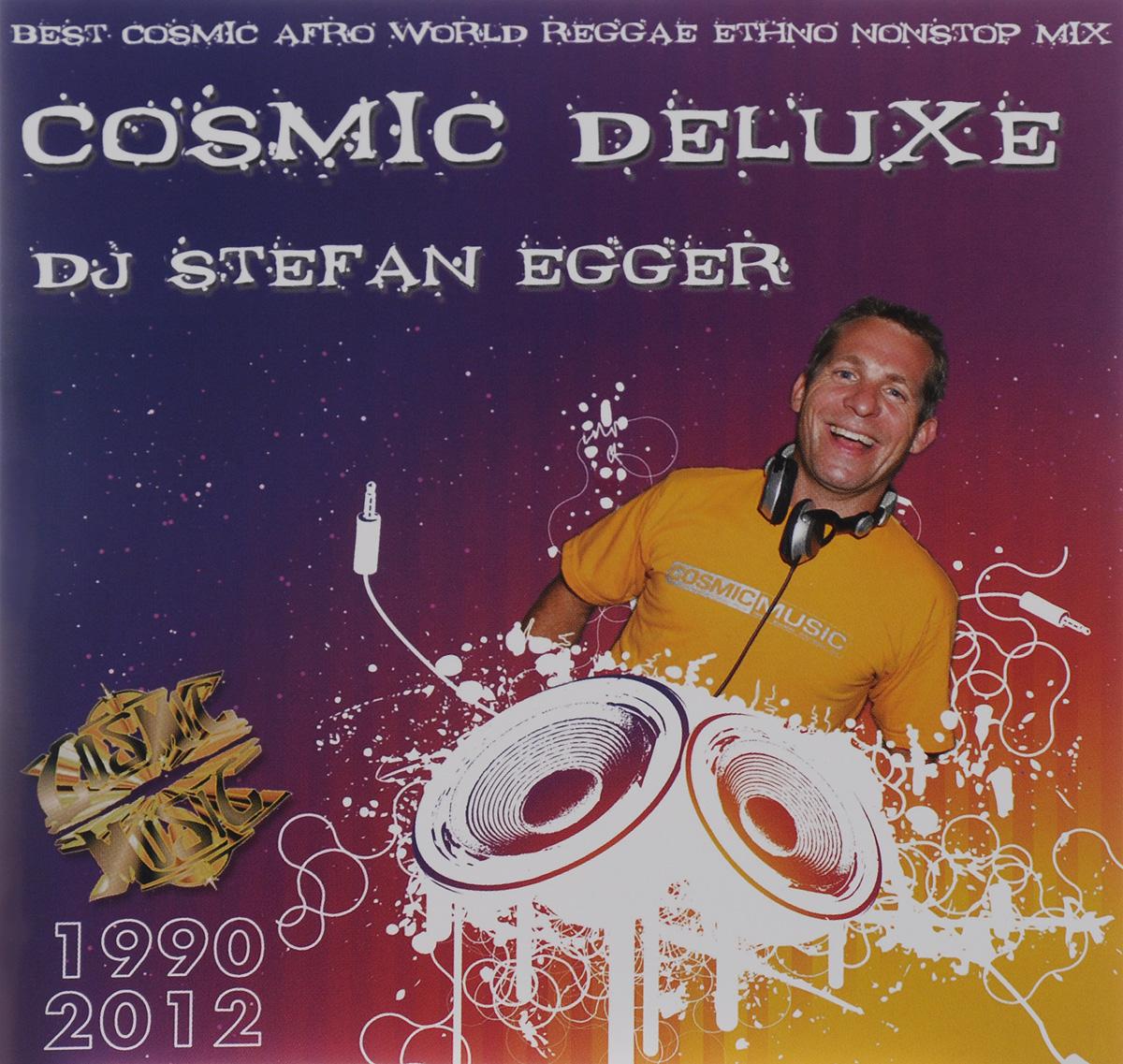 DJ Stefan Egger. Cosmic Deluxe 2012 Audio CD