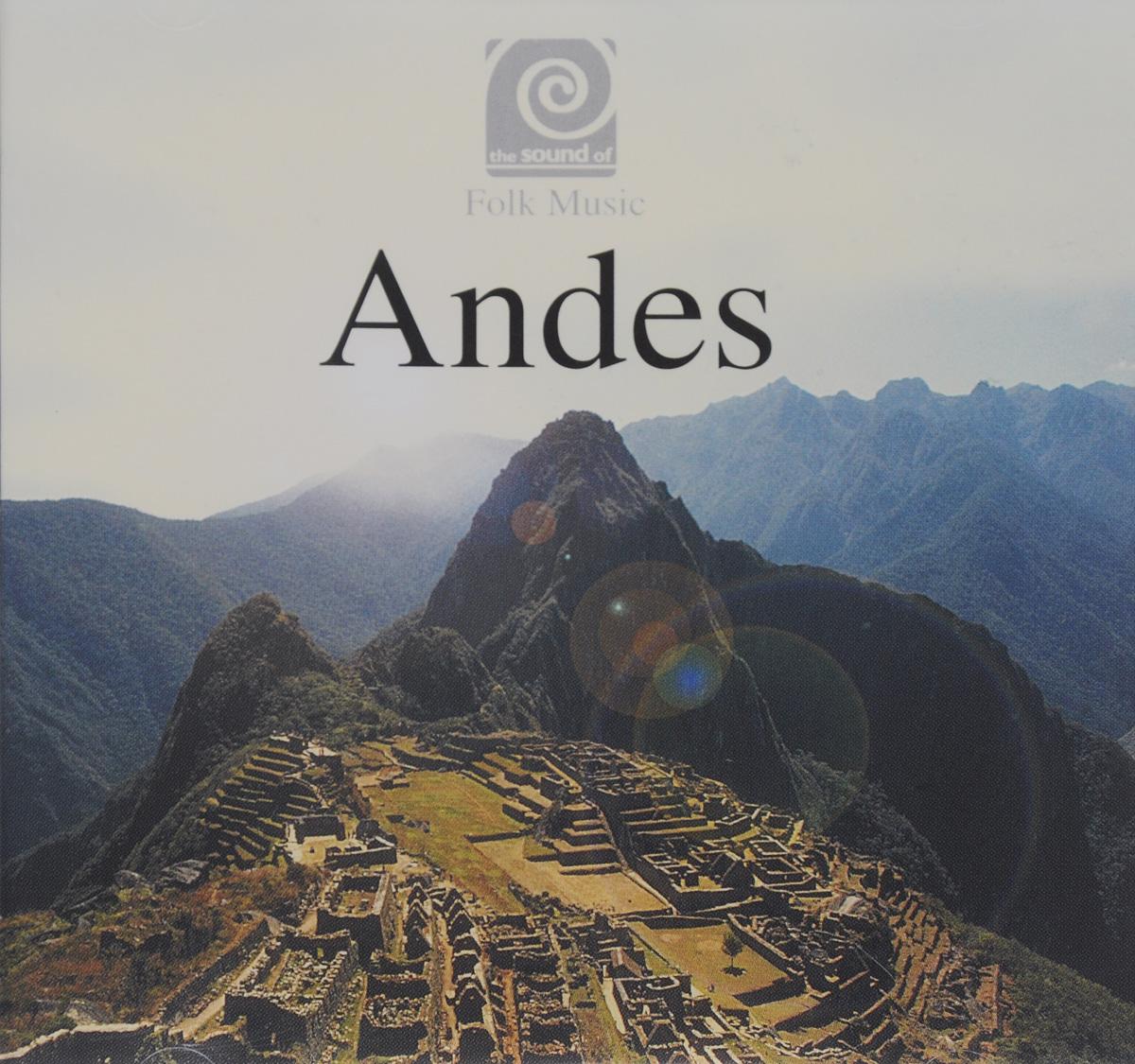 Zakazat.ru: The Sound Of Folk Music - Andes