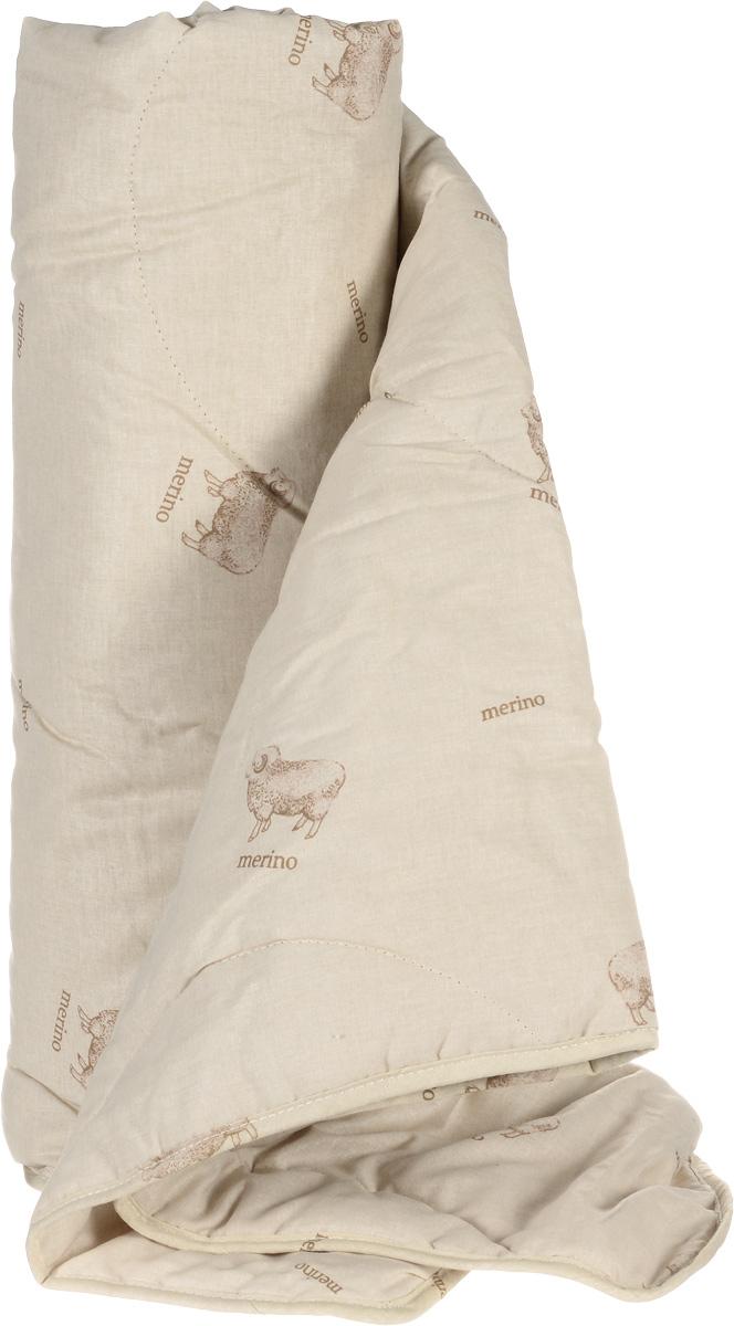 Легкие сны Одеяло детское легкое Полли наполнитель овечья шерсть 110 см x 140 см110(32)04-ОШОДетское легкое одеяло Легкие сны Полли с наполнителем из овечьей шерсти расслабит, снимет усталость и подарит вам спокойный и здоровый сон. Шерстяные волокна, получаемые из овечьей шерсти, имеют полую структуру, придающую изделиям высокую износоустойчивость. Сухое тепло, благотворно влияет на суставы, снимает нервное напряжение. Чехол одеяла, выполненный из 100% хлопка. Он обладает прекрасными влагопропускными свойствами, что позволяет ему впитывать лишнюю влагу с тела человека. Также хлопковую ткань можно назвать дышащей, поскольку она в значительной степени пропускает воздух. Ткань из хлопка не липнет к телу и устанавливает оптимальный микроклимат на поверхности кожи. Одеяло простегано. Стежка надежно удерживает наполнитель внутри и не позволяет ему скатываться. Уход: стирка запрещается, не отбеливать, не гладить, разрешается обычная сухая чистка с использованием тетрахлорэтилена и всех растворителей, перечисленных для символа P,...