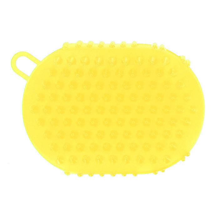Массажер-варежка Дельтатерм Варюша, цвет: желтый00-00000215Массажер Варюша подарит вашей коже здоровье, а здоровая кожа - это необходимое условие безупречного внешнего вида. Два удовольствия в одном изделии: мягкий поверхностный пилинг и антицеллюлитный массаж! Варюшу можно использовать в душе вместо мочалки, а также в сауне или бане. Массажер является принципиально новым средством стимулирующим физиологические процессы кожи. Он имеет двойное действие: Мягко удаляет загрязнения и отмершие чешуйки эпидермиса, успокаивает и освежает кожу, усиливает обменные процессы, снимает чувство напряжения и усталости Массирует тело и устраняет проявления целлюлита Во время принятия душа энергичными круговыми движениями пройдитесь массажной варежкой по бедрам, животу, ягодицам, коленям и спине. Варюша имеет две поверхности: Одна поверхность с мягкой текстурой, которая используется для ежедневной очистки кожи, пилинга; Вторая поверхность с крупной текстурой для проведения антицеллюлитного массажа, который...