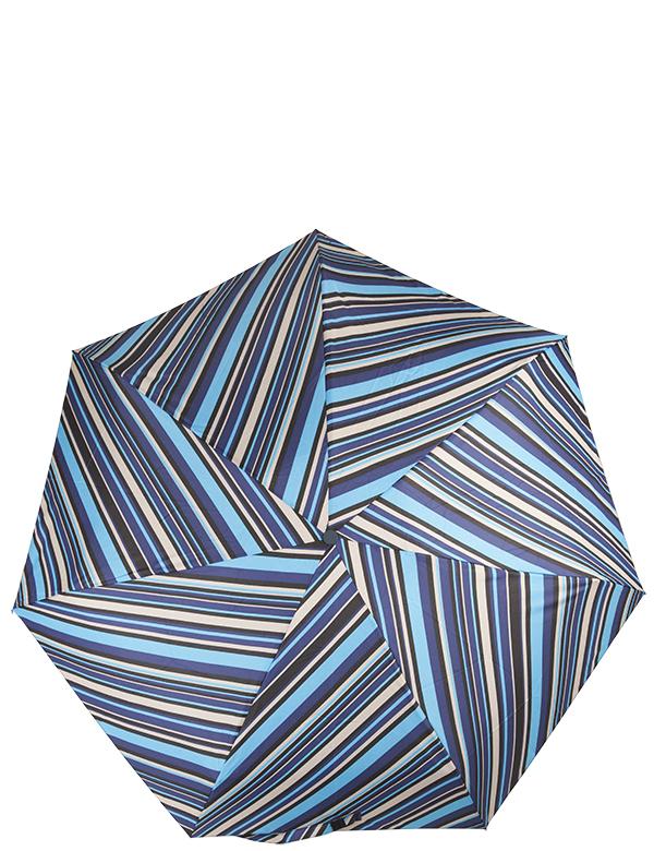 Зонт женский Labbra, механика, 5 сложений, цвет: синий. M5-05-013M5-05-013Женский зонт торговой марки LABBRA с матовой пластиковой ручкой. Купол: 100% полиэстер. Каркас: спицы - фибергласс + алюминий, стержень - алюминий. Тип механизма - механика, 5 сложений. Диаметр купола - 91 см.
