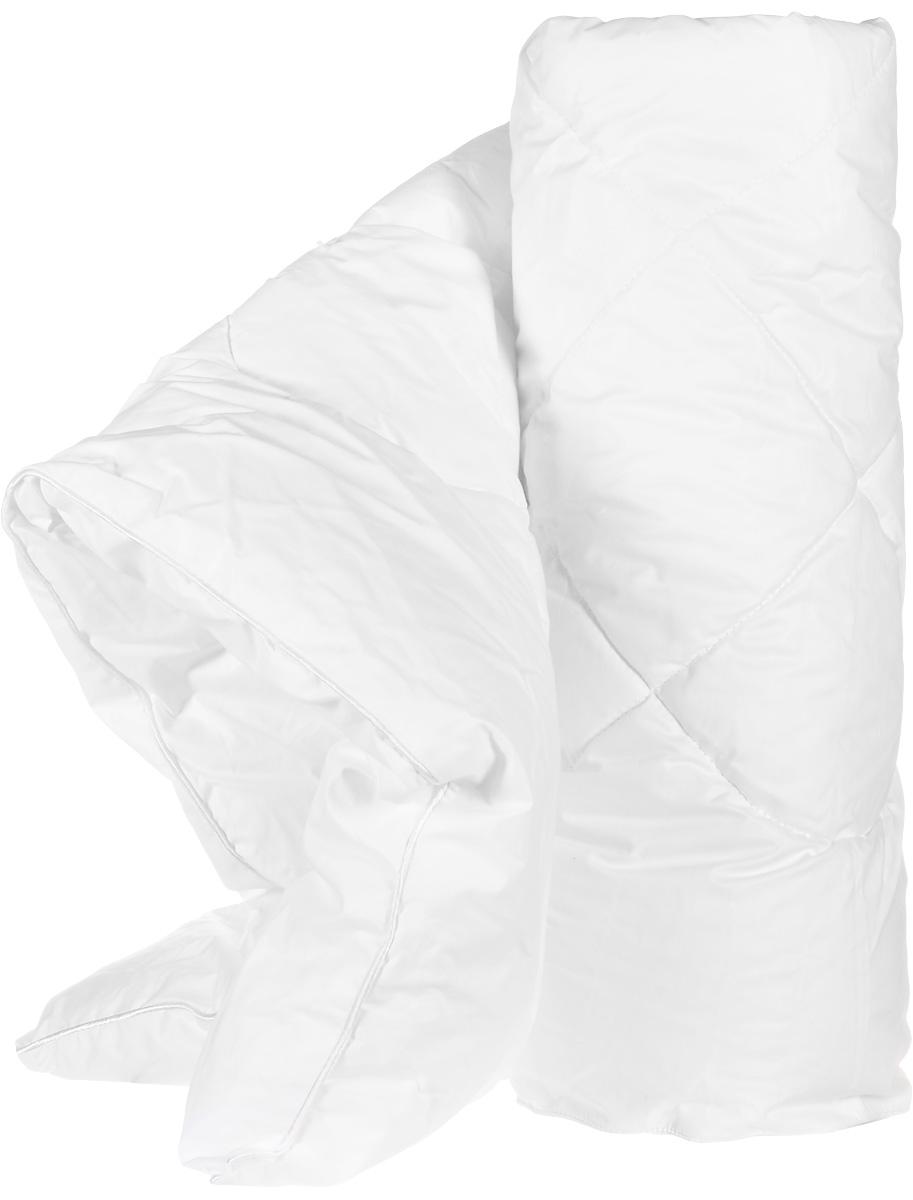 Легкие сны Одеяло детское теплое Лель наполнитель микроволокно лебяжий пух 110 см x 140 см110(42)02-ЛПДетское теплое одеяло Легкие сны Лель поможет расслабиться, снимет усталость и подарит вашему ребенку спокойный и здоровый сон. Полиэфирное микроволокно лебяжий пух - это искусственный аналог натурального лебяжьего пуха. По потребительским свойствам он не отличается от своего натурального аналога, он такой же легкий, пышный и теплый. Простота в уходе тоже имеет немаловажное значение, такое изделие предназначено для машинной стирки. Чехол одеяла выполнен из пуходержащего хлопкового тика белого цвета. Это натуральная хлопчатобумажная ткань, отличающаяся высокой плотностью, идеально подходит для пухо-перовых изделий, так как устойчива к проколам и разрывам, а также отличается долговечностью в использовании. Одеяло простегано и окантовано. Стежка надежно удерживает наполнитель внутри и не позволяет ему скатываться. Уход: деликатная стирка при температуре воды до 30°C, не отбеливать, не гладить, разрешается обычная сухая чистка с использованием ...