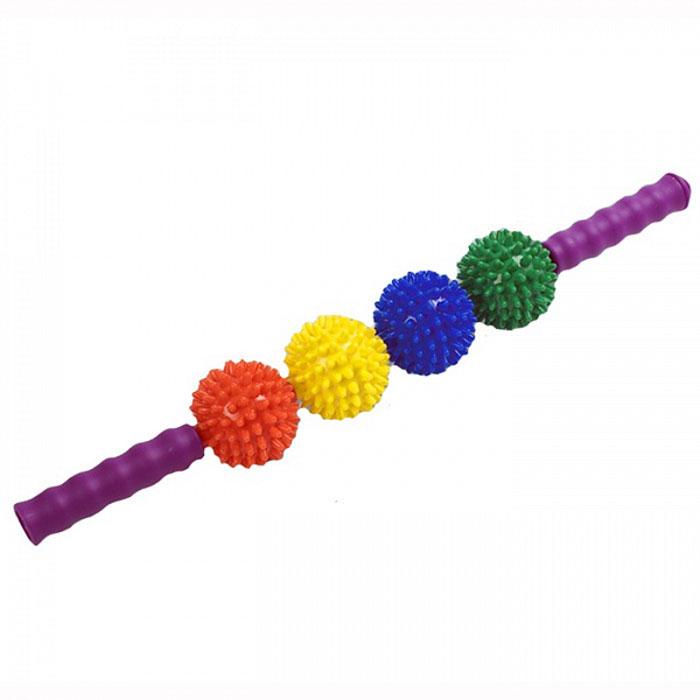Дельтатерм Массажер Супербол00-00000222С помощью многофункционального массажера Супербол вы сможете самостоятельно проводить общий, укрепляющий и антицеллюлитный массаж. Массажер имеет удобную конструкцию из четырех шаров и удобную рукоятку, при этом действия производятся одновременно четырьмя шарами. Роликовый массажер Супербол помогает быстро устранить усталость, мышечные боли и невралгии. С его помощью можно подкорректировать контуры тела, за определённое время избавиться от целлюлита и жировых отложений. Действия массажера позволяет улучшить циркуляцию крови и нормализовать обмен веществ. Воздействуя на проблемные участки, массажер захватывает глубокие слои кожи, что максимально расслабляет тело, и, безусловно, положительно влияет на центральную нервную систему.