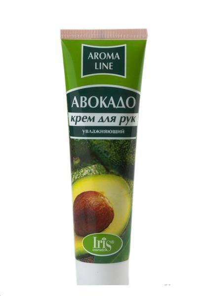 Iris Крем для рук Aroma Line Авокадо, 100 мл4810340004004Масло авокадо хорошо впитывается и глубоко проникая в кожу, активно увлажняет ее, предохраняя от высыхания и шелушения. Масло кокоса питает, смягчает и увлажняет кожу, повышает ее упругость и эластичность. Натуральный увлажняющий комплекс, входящий в состав крема, способствует восстановлению водного баланса кожи. Традиционной основой косметики IRIS являются натуральные природные вещества, целебные растительные экстракты, витамины, масла, микроэлементы. Вместе с тем проверенные временем компоненты вводятся в косметические препараты в самых современных формах, которые придают косметике поразительную действенность.