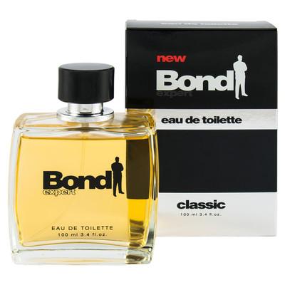 Bond мужская туалетная вода Expert Classic, 100 мл5901501014730Классический и стильный аромат для настоящего мужчины, которого отличает решительность и уверенность в себе. Продукты серии Classic содержат увлажняющий и регенерирующий аллантоин. Косметика серии Bond были разработаны с мыслью о специфических требованиях мужской кожи. Их характеризует повышенная эффективность и удобство использования. Отличает инновационная формула, натуральные компоненты и, прежде всего, мужественный, классический аромат, который сохраняется на коже до 24 часов.