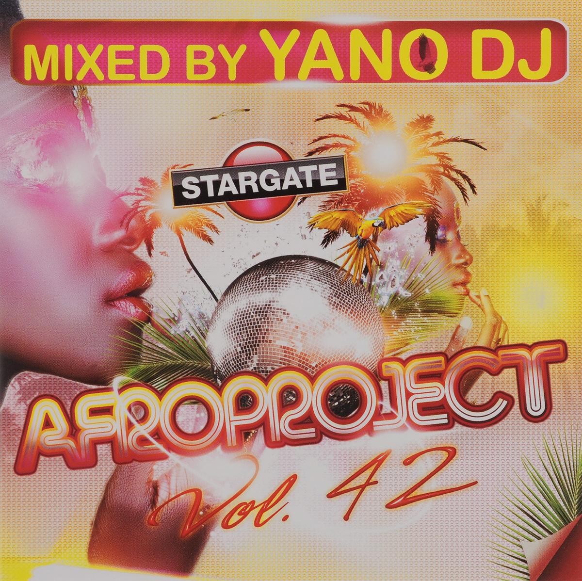 Dj Yano. Afro Project. Vol. 42 2012 Audio CD
