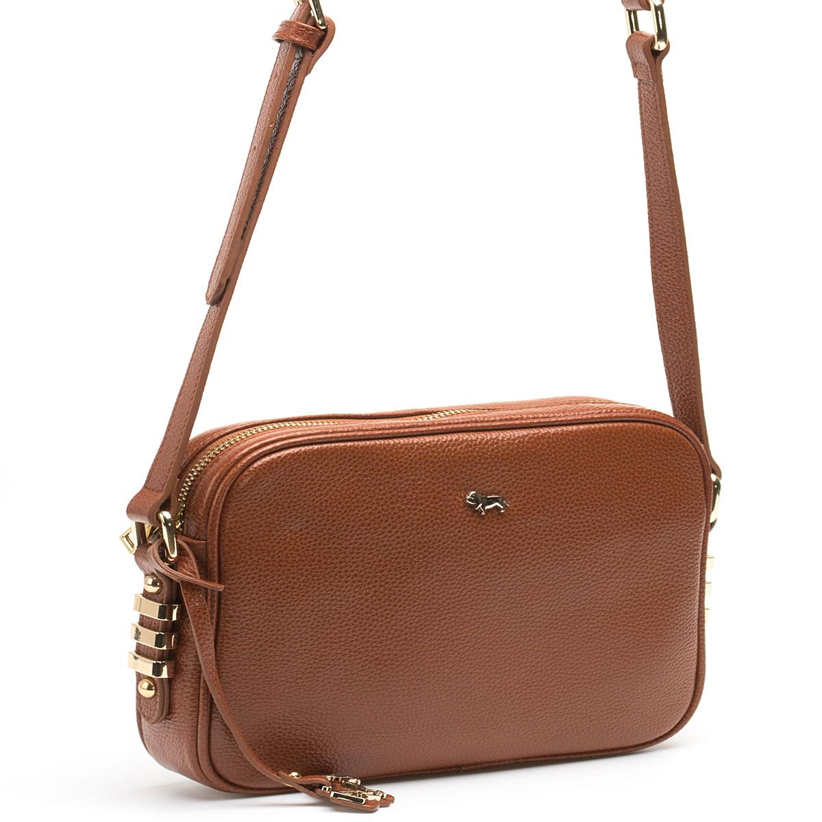 Сумка кросс-боди женская Labbra, цвет: коричневый. L-8329L-8329Женская сумка торговой марки LABBRA из натуральной кожи. Сумка закрывается на металлическую молнию. Внутри - одно отделение, в котором есть карман на молнии, карман для мобильного телефона и открытый карман. Сумка имеет карман на задней стенке. Данная модель кросс-боди, длина наплечного ремня - 115 см.