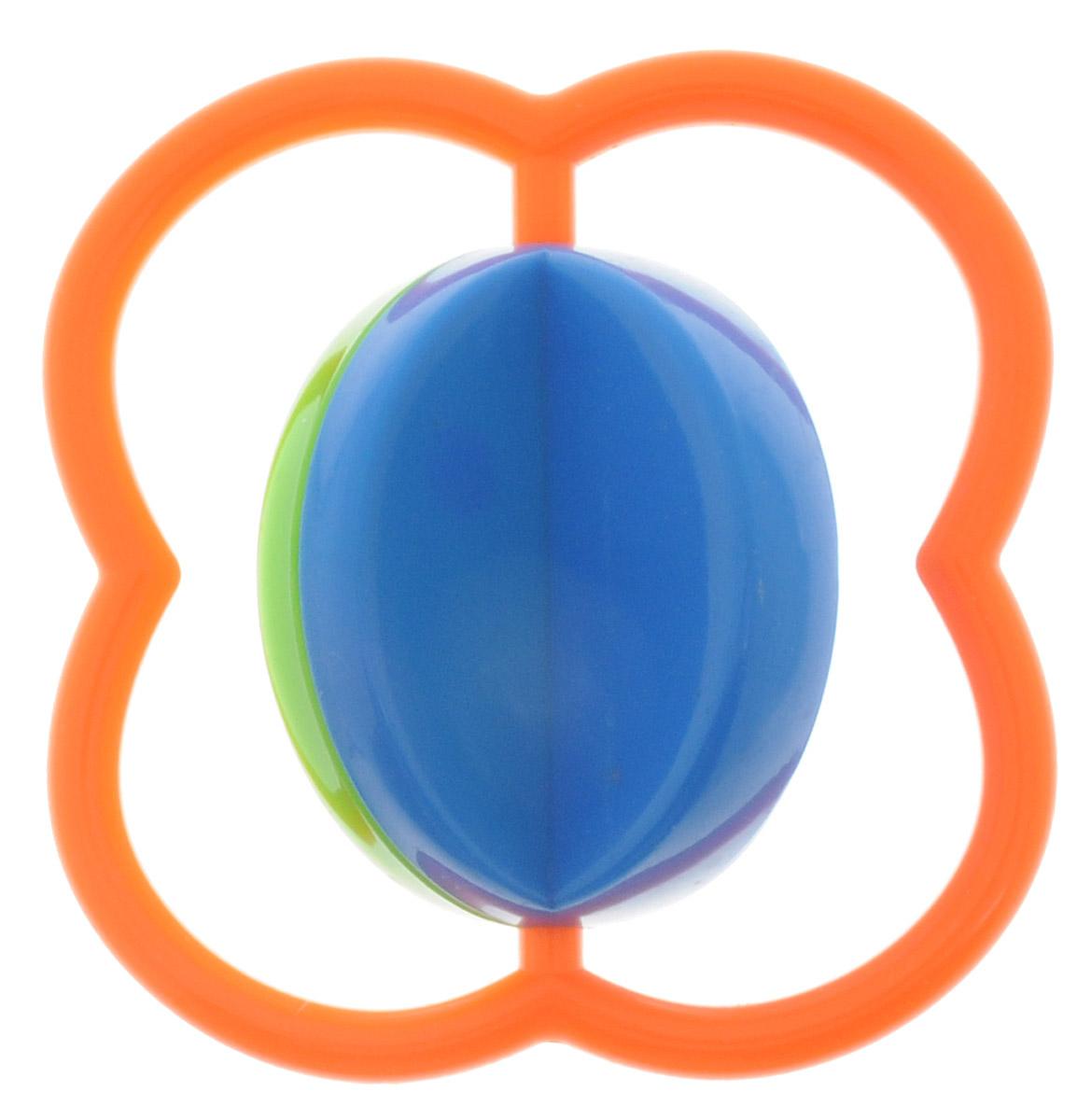 Малышарики Погремушка Карусель цвет зеленый синийMSH0302-009_зеленый, синийМалыш только начинает познавать окружающий мир. Погремушки помогают ему в этом, развивая необходимые в будущем навыки и способности. Кроха учится держать предметы, различать звуки и знакомится с формами и цветами. Погремушка Малышарики Карусель непременно привлечет внимание вашего малыша. С первых месяцев жизни ребенок начинает интересоваться яркими, подвижными предметами, ведь они являются его главными помощниками в изучении нашего удивительного мира. Забавная погремушка поможет малышу научиться фокусировать свое внимание. Игрушка развивает мелкую моторику и слуховое восприятие. Рекомендуемый возраст от 0 до 1 года.