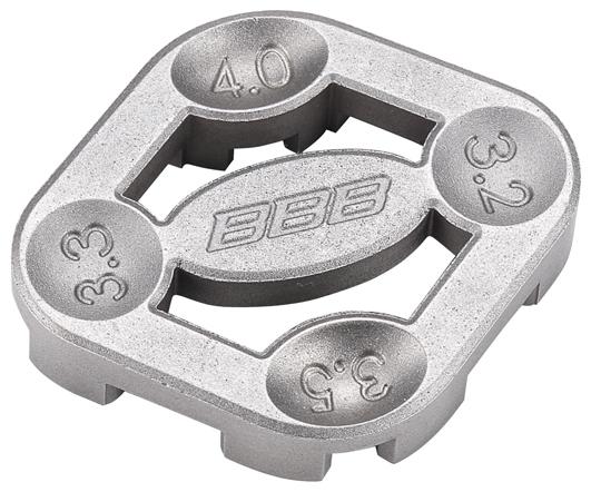 Ключ спицевой BBB Turner IIBTL-15