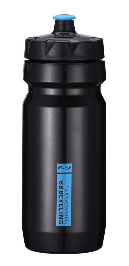 Фляга вело BBB 550ml. CompTank black/blue ( BWB-01 )