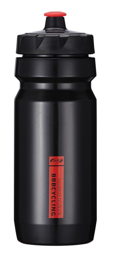 Бутылка для воды BBB CompTank, велосипедная, цвет: черный, красный, 550 млBWB-01Бутылка для воды BBB CompTank изготовлена из высококачественного полипропилена, безопасного для здоровья. Закручивающаяся крышка с герметичным клапаном для питья обеспечивает защиту от проливания. Оптимальный объем бутылки позволяет взять небольшую порцию напитка. Она легко помещается в сумке или рюкзаке и всегда будет под рукой. Такая идеальная бутылка небольшого размера, но отличной вместимости наполняет оптимизмом, даря заряд позитива и хорошего настроения. Бутылка для воды - отличное решение для прогулки, пикника, автомобильной поездки, занятий спортом и фитнесом. Высота бутылки (с учетом крышки): 21 см. Диаметр по верхнему краю: 5,5 см. Диаметр основания: 6,5 см.