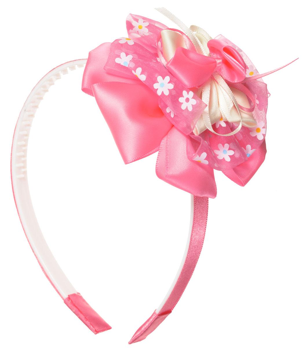 Baby's Joy Ободок для волос цвет розовый VT 127