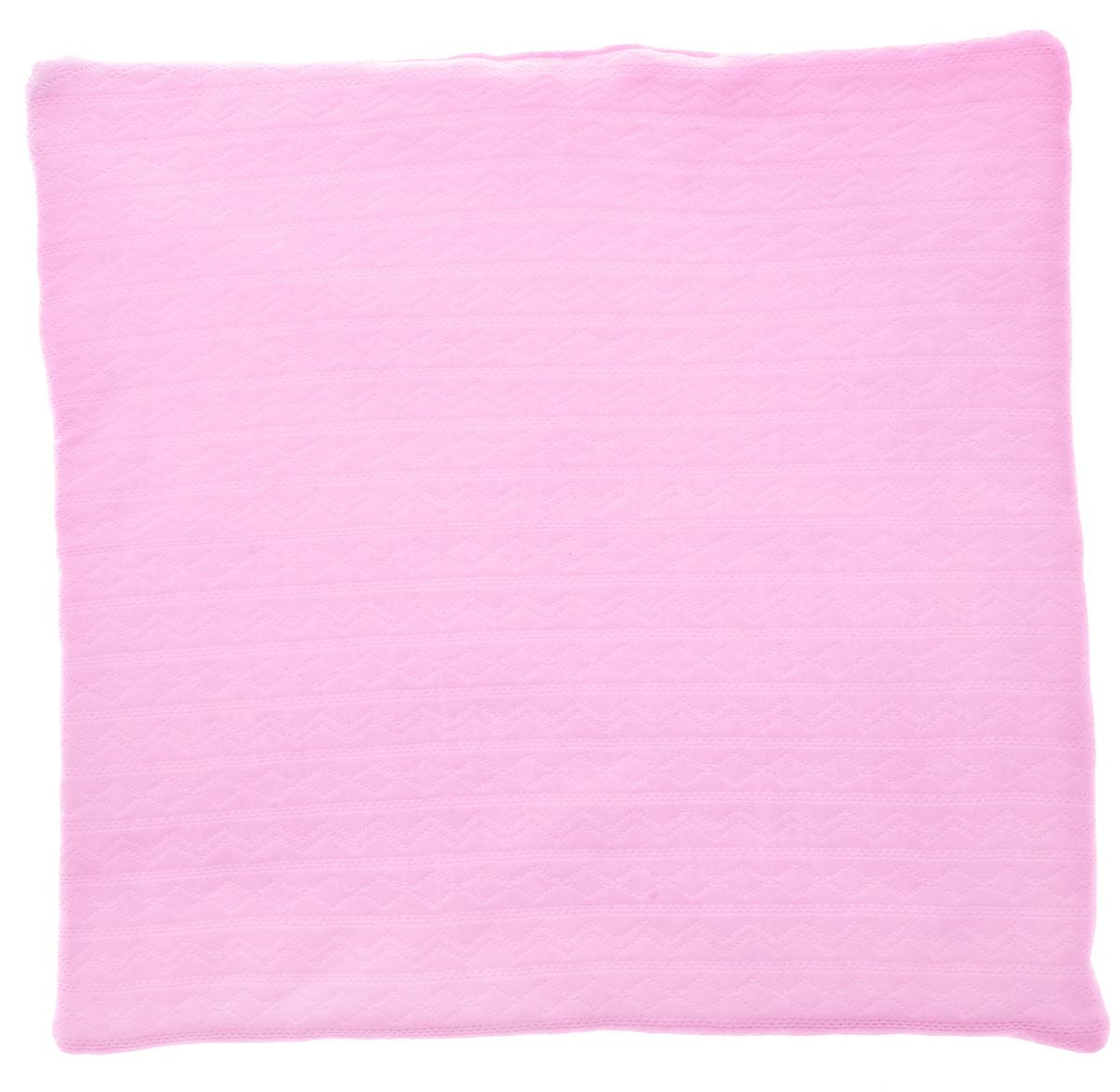 Ням-Ням Подушка детская цвет розовый 35 см х 35 см