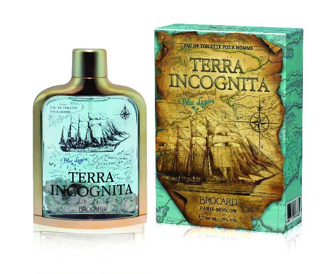 Brocard Terra Incognita Blue Lagoon Туалетная вода для мужчин, 100 мл359188Аромат раскрывается нотами прохладного зеленого листа и свежеразрезанного яблока. В сердце аромата объединяются напоенная водой мимоза, холщовый аккорд, ноты водяного лотоса. Древесный шлейф аромата заключает в себе смесь из мха, кедрового дерева, мускуса и амбры