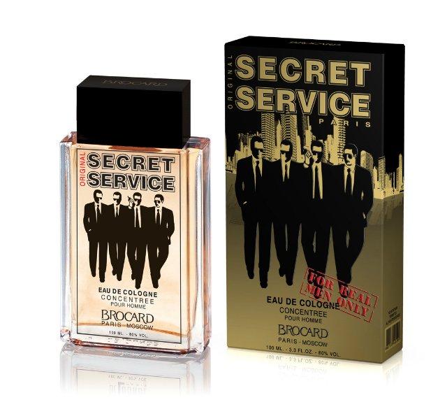 Brocard Secret Service Original Одеколон для мужчин, 100 мл324132Деловой, конкретный, чистый, прохладноментольный с теплой, сладко-пряной бальзамической нотой в сердце, с легкой табачностью мускатного шалфея на фоне шипрового звучания лаванды и дубового мха. Для элегантных, уверенных в своих силах, энергичных мужчин.