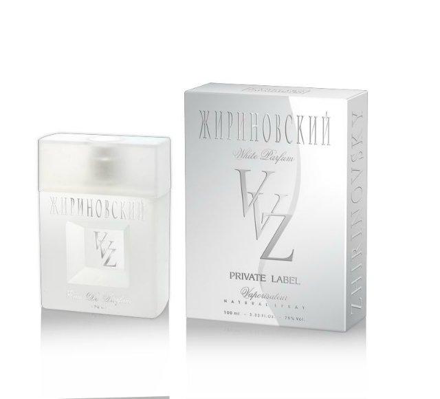 Brocard Жириновский VVZ White Parfume Парфюмерная вода для мужчин, 100 мл338351Мужской аромат адресован его создателями современным, спортивным, динамичным мужчинам, ставящим перед собой исключительно высокие цели.