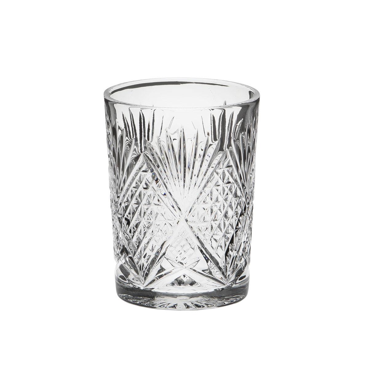 Стакан Дятьковский хрусталь Чайный, 250 мл. С189С189Хрустальные стаканы – красивое и простое решение для украшения праздничного стола. Стаканы из хрусталя универсальны, они подойдут и для алкогольных напитков – вина, шампанского, и для освежающих – минеральной воды, компота или сока. Если в вашей домашней коллекции еще нет предметов хрустальной посуды, купить хрустальные стаканы стоит обязательно.