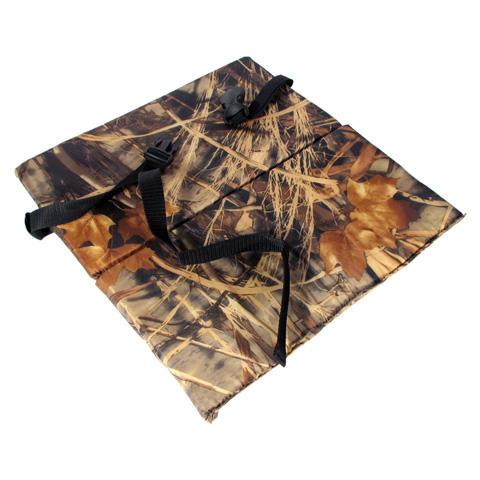 Сидушка туристическая камуфляж 30х40х1 cм WILDMAN81-368Сидушка туристическая - очень удобное и незаменимое изделие на отдыхе. Можно использовать как сиденье, подставку под колени, маленький столик.
