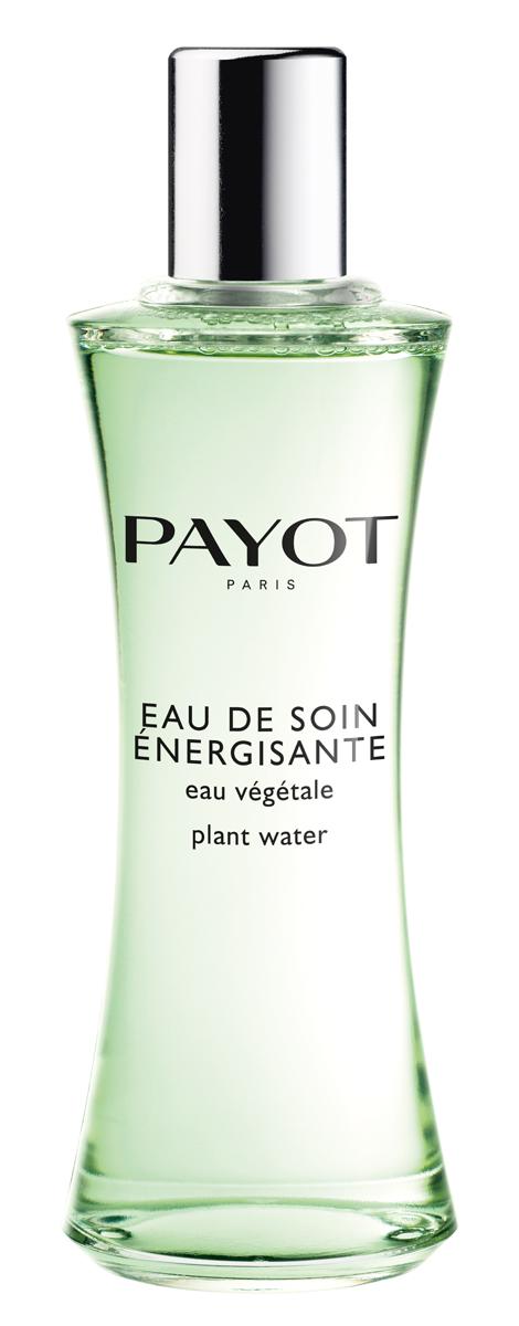 Payot Спрей-детокс для ухода за телом Energisante, 100 мл65100656Обогащенная микроэлементами и увлажняющими компонентами, вода предлагает новый ритуал ухода. Интенсивно и надолго заряжает энергией и увлажняет кожу тела. Вода содержит высокие концентрации активных растительных компонентов с тонизирующим и укрепляющим действием. Она пробуждает кожу и избавляет ее от токсинов.