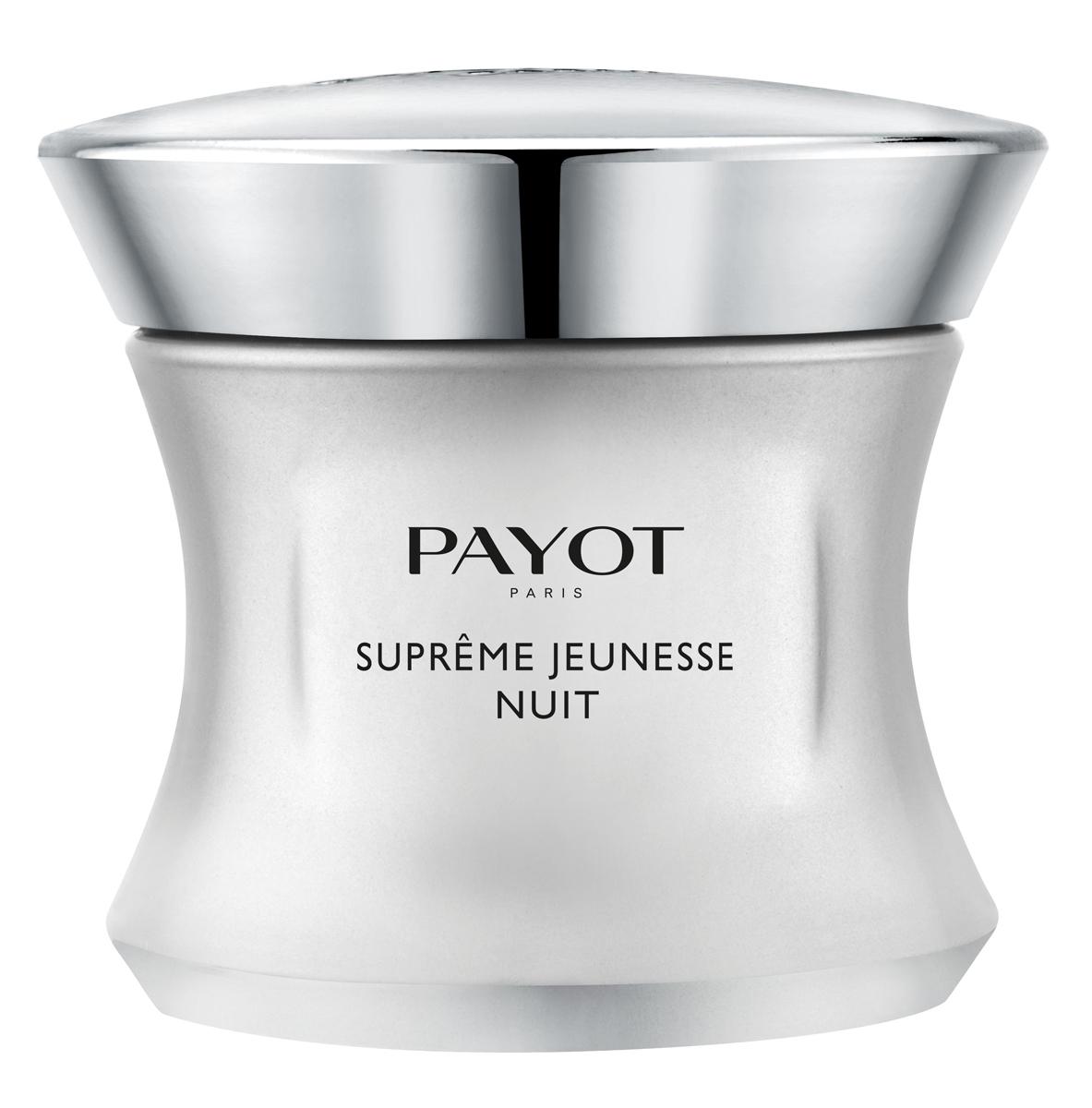 Payot Supreme Jeunesse Ночной крем с непревзойденным омолаживающим эффектом, 50 мл