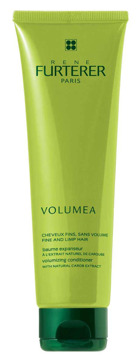 Rene Furterer Volumea Бальзам для объёма волос, 150 мл3282779314398Легкий, как перышко, бальзам мгновенно и надолго придает объем от корней до кончиков. Обеспечивает легкость расчесывания волосам. Не содержит силикон.