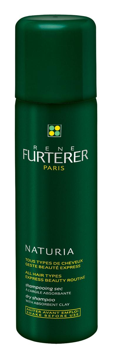 Rene Furterer Naturia Шампунь сухой, для частого применения, 150 мл3282779073578Сухой шампунь помогает очистить волосы без использования воды. Уникальное сочетание двух видов абсорбента позволяет впитывать излишки кожного жира и уменьшать следы загрязнения. Шампунь легко удаляется с поверхности головы и волос, возвращая ощущение свежести и комфорта. Подходит для всех типов волос и для использования в любых условиях.