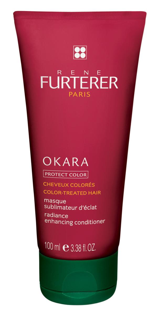 Rene Furterer Okara Маска восстанавливающая защитная для окрашенных волос, 100 мл3282779285537Маска проникает в структуру волоса и восстанавливает его изнутри. Волосам возвращается блеск, мягкость и эластичность. Маска содержит UV фильтры. В результате применения маски волосы становятся шелковистыми, блестящими и послушными, легко расчесываются.