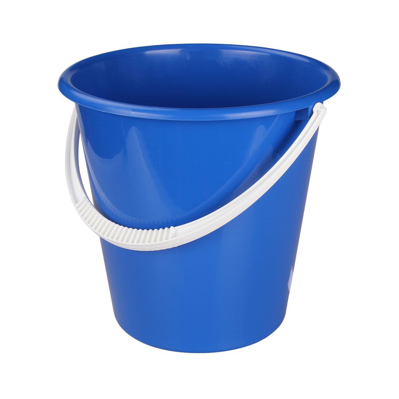 Ведро Альтернатива Крепыш, цвет: синий, 12 лМ520_синийВедро Альтернатива Крепыш, изготовленное из высококачественного пластика, оснащено удобной ручкой. Оно легче железного и не подвергается коррозии. Такое ведро станет незаменимым помощником в хозяйстве. Диаметр (по верхнему краю): 30 см. Высота: 29 см.