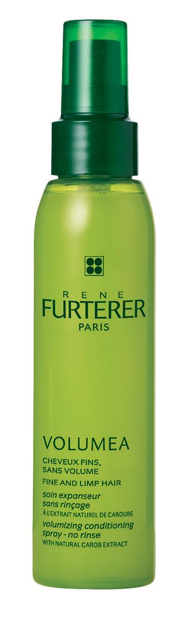 Rene Furterer Volumea Уход для объема волос без смывания, 125 мл3282779233729Продукт придает плотность, густоту и воздушный объем тонким волосам. Приподнимает корни волос и придает объем по всей длине. Обладает эффектом антистатика.