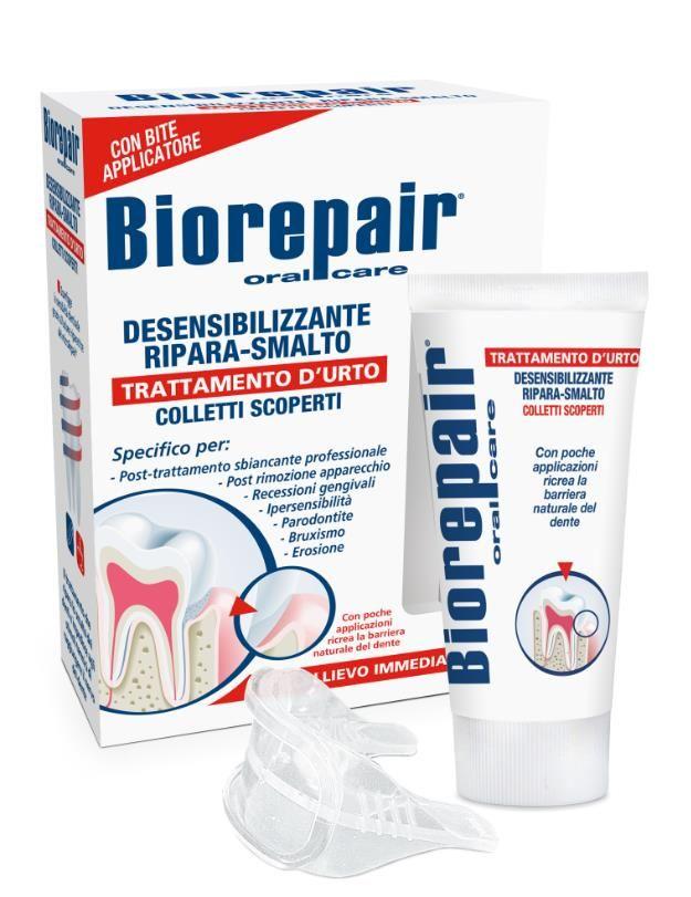 Зубная паста Biorepair для снижения чувствительности и восстановления эмали и обнаженной шейки зуба ( 05.1433 )