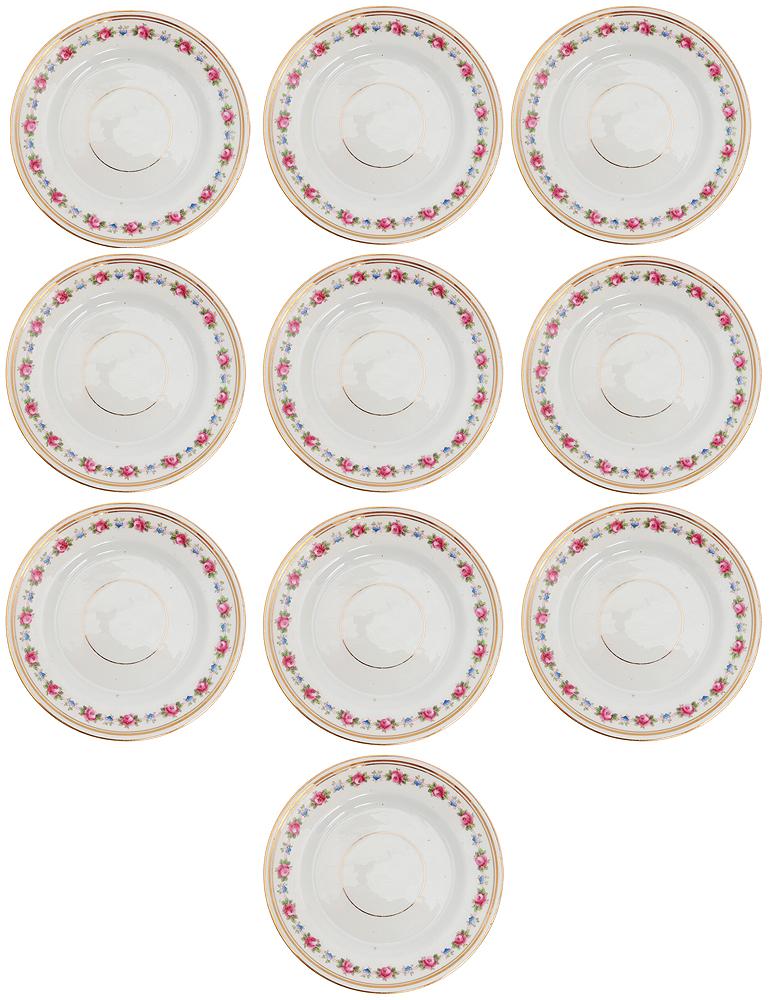 Комплект десертных тарелок