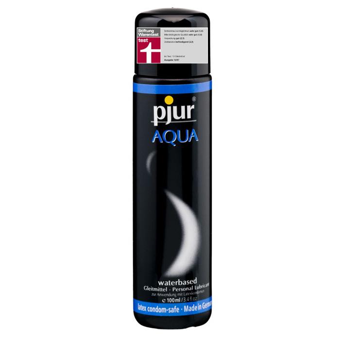 Pjur, Увлажняющий лубрикант pjur AQUA 100 мл