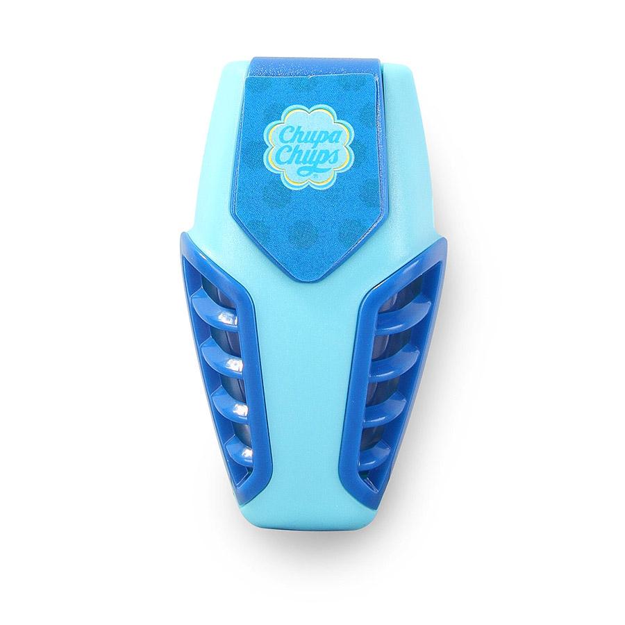 Ароматизатор воздуха Chupa Chups Ваниль, на дефлектор, мембранный, гелевый, 3 млCHP303Гелевый мембранный ароматизатор Chupa Chups на дефлектор автомобиля. Аромат ванили. Объем ароматизатора 3 мл. Срок действия 45 дней.