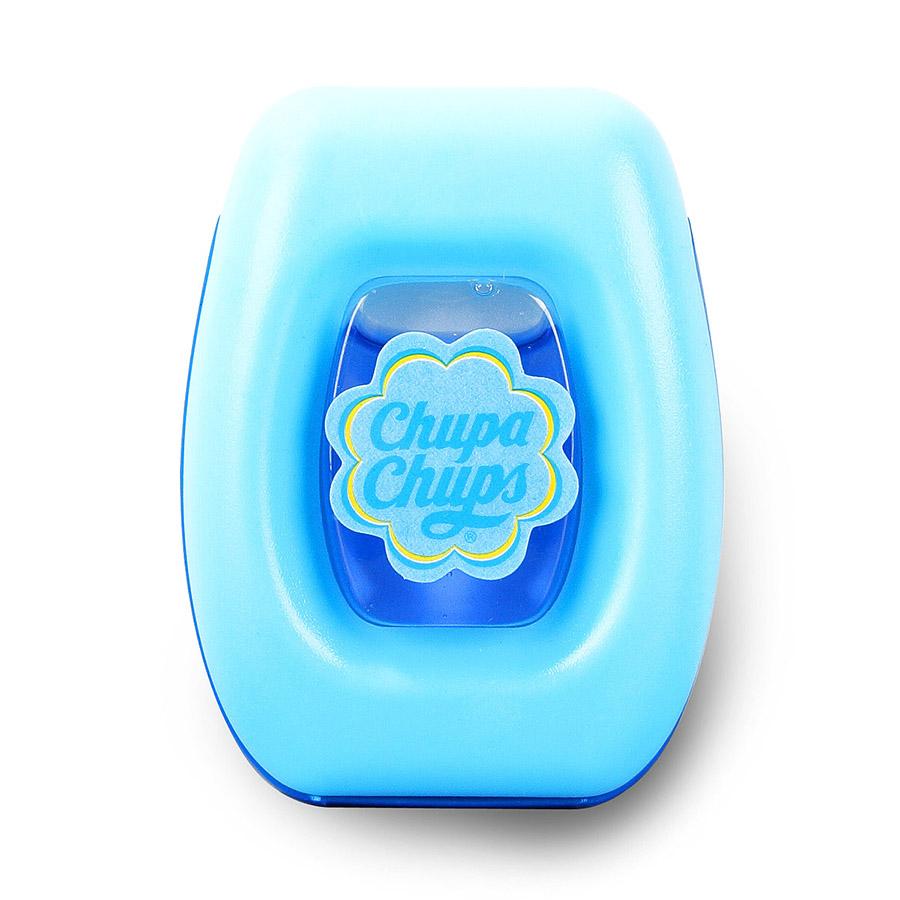 Ароматизатор воздуха Chupa Chups Ваниль, на дефлектор, мембранный, 5 млCHP403Мембранный ароматизатор Chupa Chups на дефлектор автомобиля. Аромат ванили. Объем ароматизатора 5 мл. Срок действия 45 дней.
