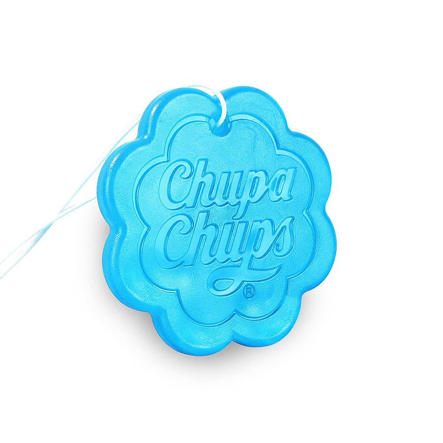 Ароматизатор воздуха Chupa Chups Ваниль, подвесной, гелевый, 18 гCHP504Подвесной гелевый ароматизатор в виде логотипа Chupa Chups. Аромат ванили. Срок службы 45 дней, 18г.