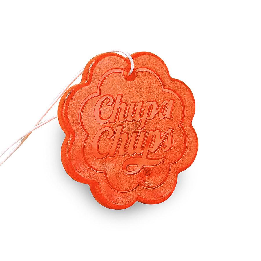 Ароматизатор воздуха Chupa Chups Арбуз, подвесной, гелевый, 18 гCHP505Подвесной гелевый ароматизатор в виде логотипа Chupa Chups. Аромат арбуза. Срок службы 45 дней, 18г.