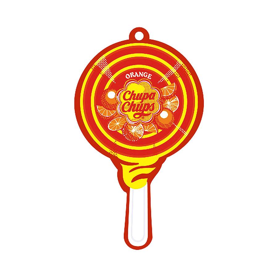 Ароматизатор воздуха Chupa Chups Апельсин, подвесной, двойная пропиткаCHP702Бумажные ароматизаторы Chupa Chups с двойной пропиткой. Аромат апельсина. Срок службы 45 дней.