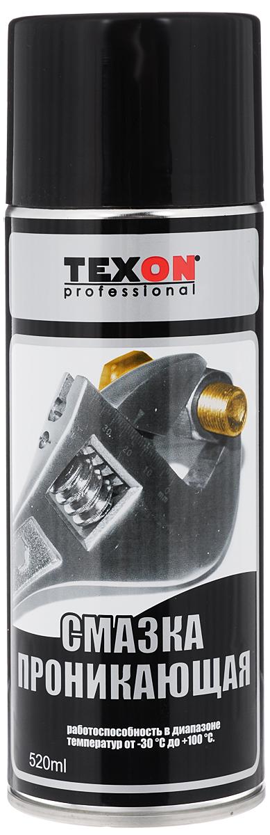 Смазка проникающая Поликомпласт Texon, 520 млPL0135Смазка Поликомпласт Texon предназначена для облегчения отвинчивания заржавевших резьбовых соединений, смазывания трущихся поверхностей, устранения скрипов и заедания деталей, для вытеснения влаги с различных деталей двигателя автомобиля, а также для очистки резиновых и пластмассовых деталей. Проникающая смазка в аэрозольной упаковке особенно удобна для обработки труднодоступных мест. Состав: органические растворители, индустриальное масло, смесь моющих, антикоррозиционных, диспергирующих добавок, озонобезопасный углеводородный пропеллент. Товар сертифицирован.