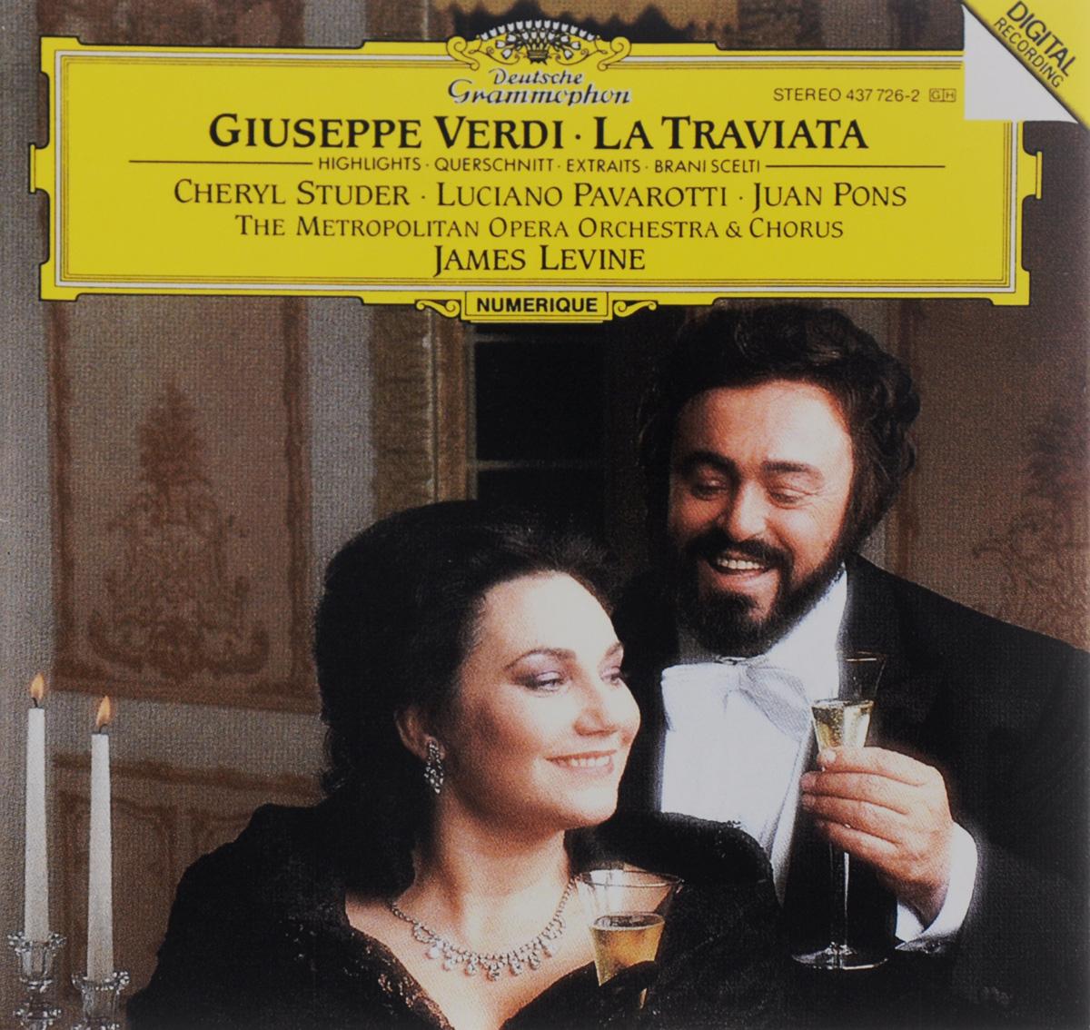 James Levine. Verdi. La Traviata