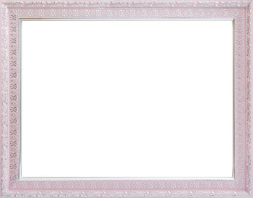 Багетная рама Белоснежка Anna , 30 см х 40 см, цвет: розовый. 1044-BL1044-BL