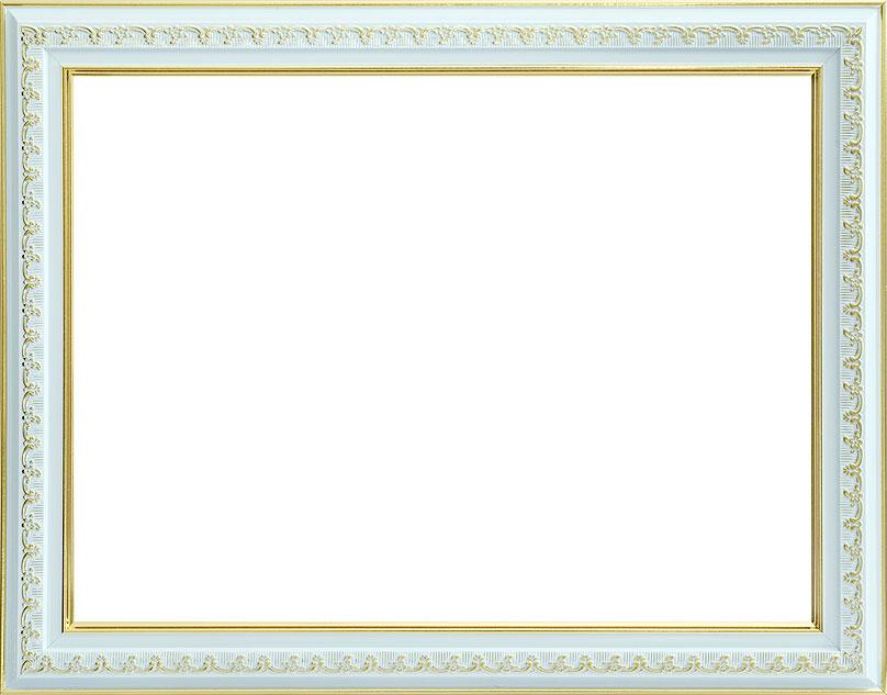 Багетная рама Белоснежка Bella , 30 см х 40 см, цвет: серебрянный, золотой. 1056-BL1056-BL
