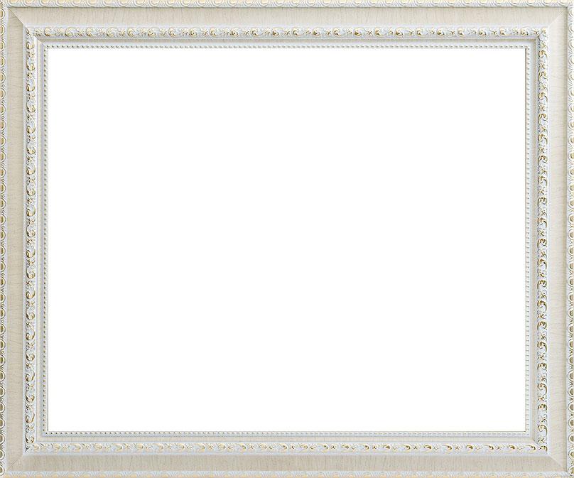 Багетная рама Белоснежка Donna , 40 см х 50 см, цвет: серебряный. 2201-BB2201-BB