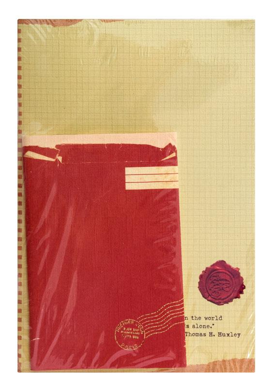 Блокнот Белоснежка Красный конверт. 634-SB634-SBНабор из двух блокнотов пригодится для любых записей. Удобно разлинованные листы в большом блокноте позволяют использовать его для школьных конспектов. Малый блокнот, прекрасно подойдет для рисунков и заметок. Количество листов большого блокнота: 32, малого: 40. Размер большого блокнота 245 х 170 мм, малого 165 х 105 мм