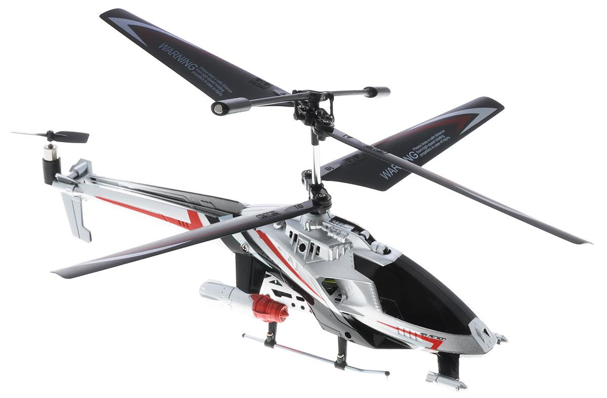Auldey Вертолет на инфракрасном управлении Phantom цвет серебристый