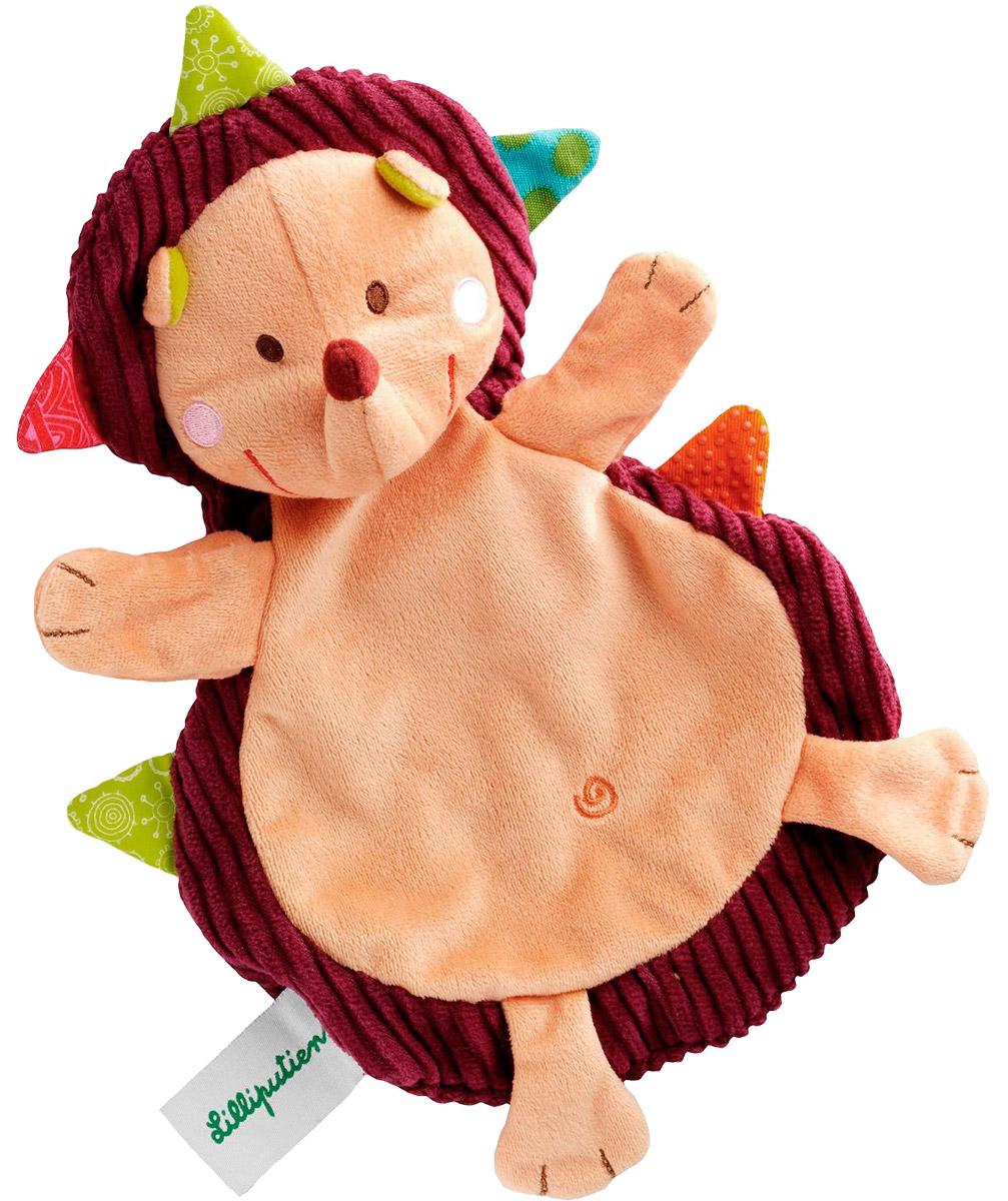Lilliputiens Развивающая игрушка-обнимашка Ежик Симон