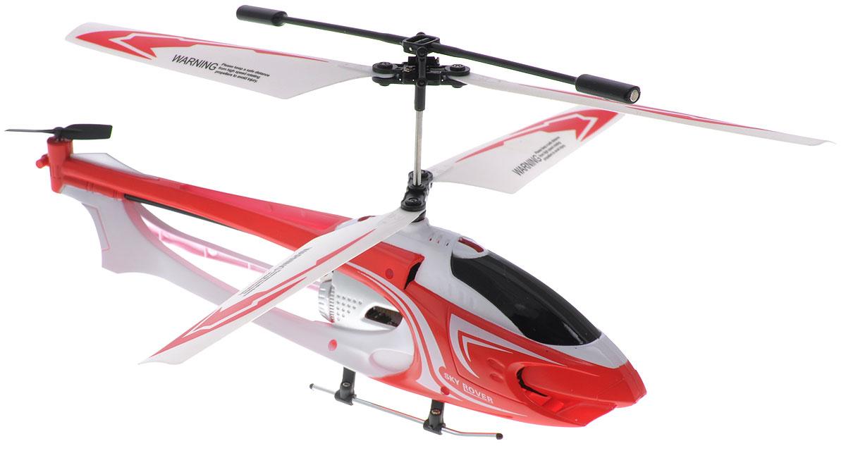 Auldey Вертолет на инфракрасном управлении Navigator цвет красный белыйYW858162Вертолет на инфракрасном управлении Auldey Navigator отлично подходит для полетов в закрытых помещениях и на улице в безветренную погоду. Игрушка выполнена из прочного пластика с металлическими элементами и имеет два основных винта и один хвостовой. Вертолет стабилен в воздухе и легко управляется. Функции движения: подъем и снижение, движение вперед-движение назад, поворот по часовой или против часовой стрелки. Высота полета - 8 метров. Радиус действия пульта управления - около 12 метров. Время полета - около 6,5 минут. Эта увлекательная игрушка понравится не только детям, но и взрослым, и подарит вам множество счастливых мгновений. Вертолет работает от встроенного аккумулятора, который можно заряжать от USB-кабеля (входит в комплект). Для работы пульта управления необходимо купить 6 батареек типа АА (в комплект не входят).