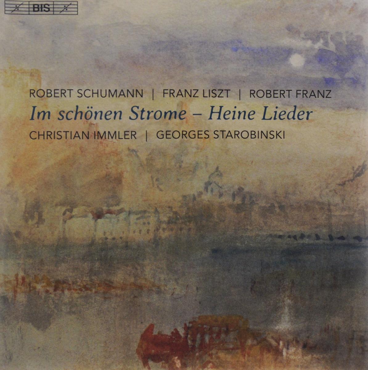 Christian Immler, Georges Starobinski. Im Schonen Strome - Heine Lieder (SACD)