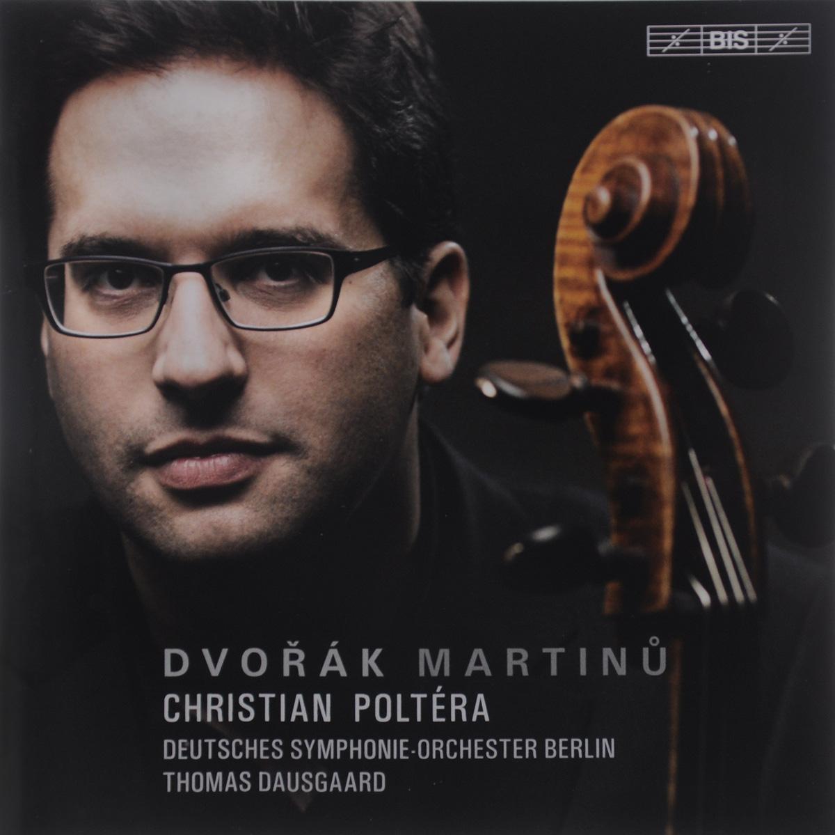 Thomas Dausgaard. Dvorak / Martinu. Cello Concertos (SACD)