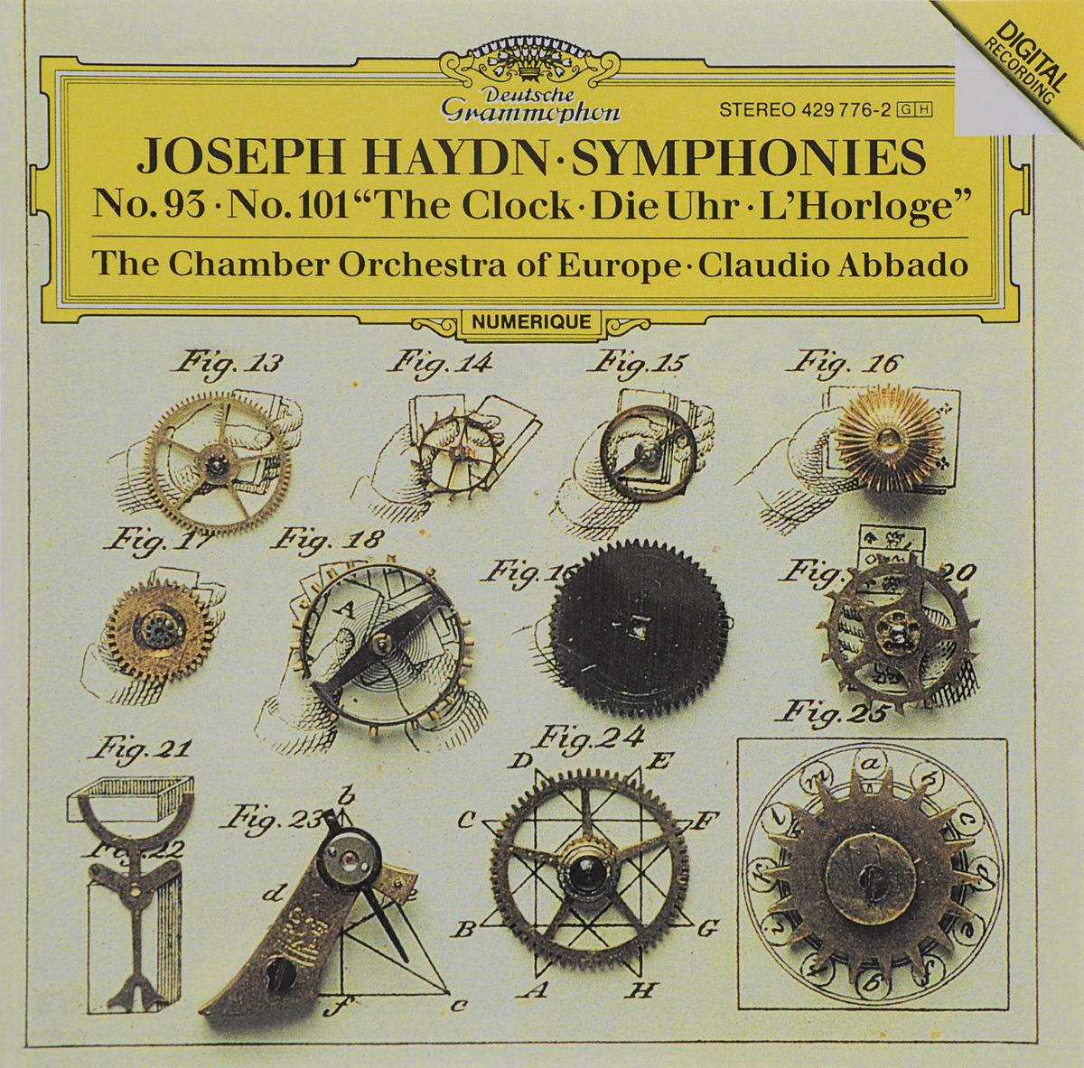 Claudio Abbado. Haydn. Symphonies No. 93 / No. 101